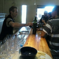 Photo taken at Noon Winery by WineWalkabout with Kiwi and Koala on 11/17/2013
