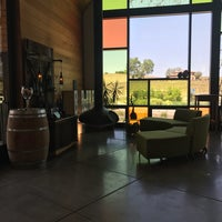 Photo taken at Shale Oak Winery by WineWalkabout with Kiwi and Koala on 4/9/2017