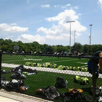 Photo taken at Granny Road Field by Marco V. on 7/6/2013