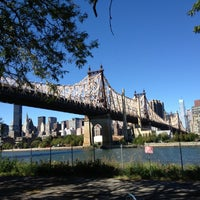 Photo taken at Queensbridge Park by Mary on 9/23/2012
