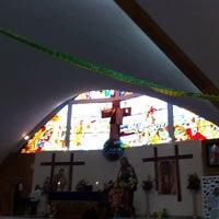 Photo taken at Iglesia Cristo Rey by Nancy on 3/19/2013