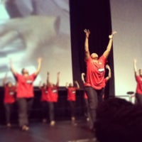 Photo taken at New Life Covenant Church @ UIC Forum by Cameron on 1/8/2013