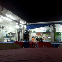 Photo taken at Batu Lintang Seafood by Shelly M. on 11/17/2012