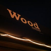 Photo taken at Wood Tavern by Mike on 1/27/2013