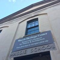 Photo taken at Massie Heritage Center by Elizabeth B. on 10/27/2016