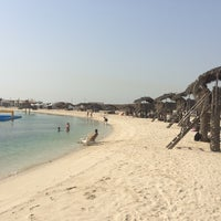Photo taken at Al Dar Island by Vian's on 4/28/2014