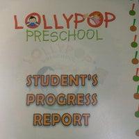 Photo taken at Lollypop Preschool Sunter by Haseena B. on 10/22/2013