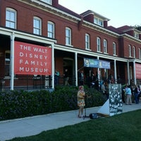 Photo taken at The Walt Disney Family Museum by susan m. on 6/22/2013