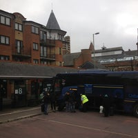 Photo taken at Gloucester Green Bus Station by Mohd G. on 3/2/2013