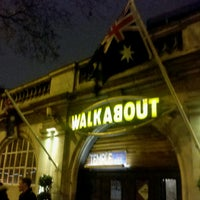 Photo taken at Walkabout by Glenn on 3/1/2013