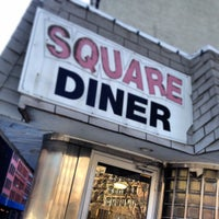 Photo taken at Square Diner by shots of joy s. on 1/29/2013