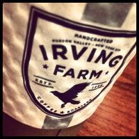 Снимок сделан в Irving Farm HQ пользователем shots of joy s. 1/17/2013