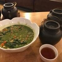 Photo taken at Purple Cane Tea House by Yuli L. on 4/9/2017