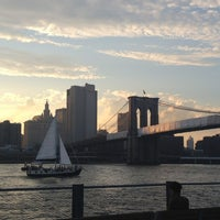 Photo taken at Brooklyn Bridge Park by Elea B. on 6/29/2013