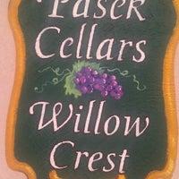 Photo taken at Pasek Cellars Winery by David S. on 12/16/2012 ... & Pasek Cellars Winery - Winery in Leavenworth