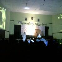 Photo taken at SMA Pangudi Luhur Van Lith by Tan Angellica on 9/28/2013
