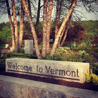 Photo taken at Vermont Welcome Center by Mike on 5/21/2013