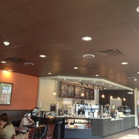 Photo taken at Saxbys Coffee by Justin N. on 3/11/2013