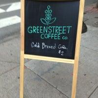 Photo taken at GreenStreet Coffee Roasters by Justin N. on 6/2/2013