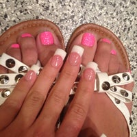 Photo taken at Get Nailed 24/7 by Hilary H. on 6/11/2013