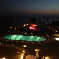8/20/2013 tarihinde Seda Uzunziyaretçi tarafından Justiniano Deluxe Resort'de çekilen fotoğraf