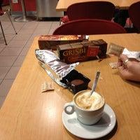 Photo taken at Area di Servizio Brughiera Ovest by Edoardo on 11/30/2012