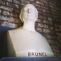 Photo taken at Brunel Museum by Ben M. on 4/28/2013