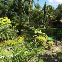 Photo taken at Khao Yai Garden Lodge by Axel on 11/9/2014