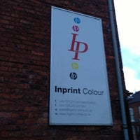 Photo taken at Inprint Colour Ltd by Lee S. on 1/28/2013
