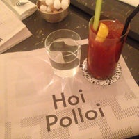 Photo taken at Hoi Polloi by Drisk on 11/30/2013
