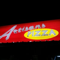 Photo taken at Artisans Pizza by Fook Ming H. on 7/26/2013