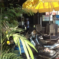 Photo taken at Ruam Jai Kai Yang by Seree on 11/11/2012