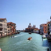 Photo taken at Canal Grande by Slavina H. on 6/28/2013