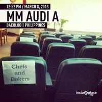 Photo taken at MM Audi A by Mahren A. on 3/8/2013