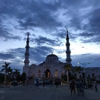 Photo taken at Al-Serkal Mosque by safinaz s. on 8/6/2017