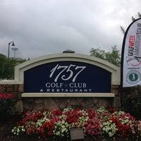 Снимок сделан в 1757 Golf Club пользователем TimNATC 7/13/2013