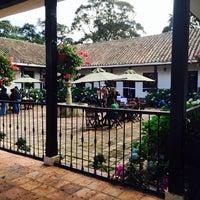 Photo taken at Hacienda san carlos by Jon D. on 12/11/2013