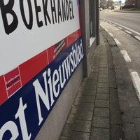 Photo taken at Halderse Boekhandel by Willem V. on 12/16/2016