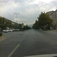 Photo taken at Mustafa Kemal Paşa Bulvarı by Ayhan k. on 10/20/2012