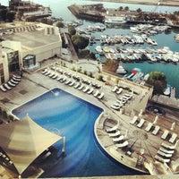 Photo taken at InterContinental Abu Dhabi by Hop Leaf Beer H. on 12/5/2012