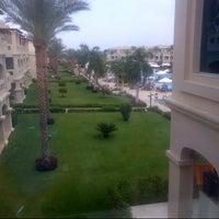 4/26/2014 tarihinde Vovchikziyaretçi tarafından Rixos Sharm El Sheikh Reception'de çekilen fotoğraf