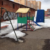 Photo taken at Маленькая площадка by Tatiana S. on 3/13/2014