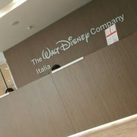 Photo taken at The Walt Disney Company Italia S.r.l by Alessandro P. on 4/15/2015
