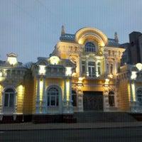 Photo taken at Відділ державної реєстрації актів цивільного стану по м. Черкаси by Руслан S. on 12/8/2012