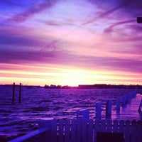 Photo taken at Bowen's Wharf by Siobhan on 2/18/2013