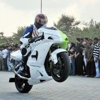 Photo taken at My Motorbike by Ilham on 1/18/2013