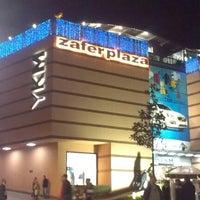 Photo taken at Zafer Plaza by cem p. on 11/12/2012
