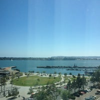 Photo taken at Embassy Suites by Hilton San Diego Bay Downtown by Nessa C. on 6/5/2013