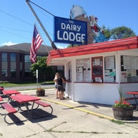 Photo taken at The Dairy Lodge by Jessa M. on 7/7/2014