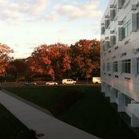 Photo taken at Weill Hall by Jeff on 10/22/2012